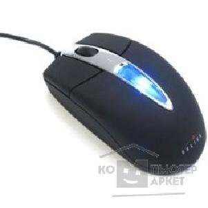 Мышь Oklick 513S black optical mouse, USB, 800dpi