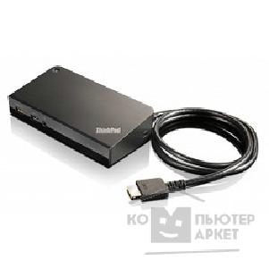 Опция для ноутбука Lenovo ThinkPad Onelink+ Dock for X1 Tablet, ThinkPad Yoga 14/ 260/ 460, X1Carbon, X1 Yoga [40A40090EU]