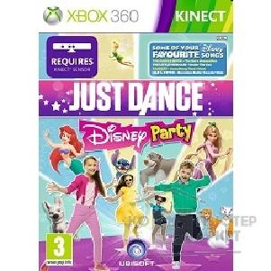Игры Microsoft Just Dance: Disney Party для Kinect  русская документация