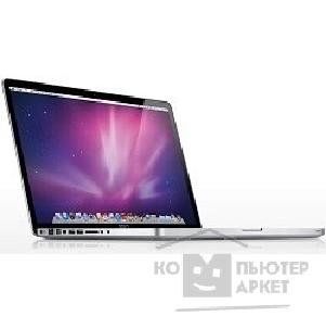 "Ноутбук Apple MacBook Pro MC725AC1RS/ A 17"" Quad-Core i7 2.3GHz/ 4GB/ 750GB/ HD Graphics/ HD 6750M/ SD/ Antiglare"