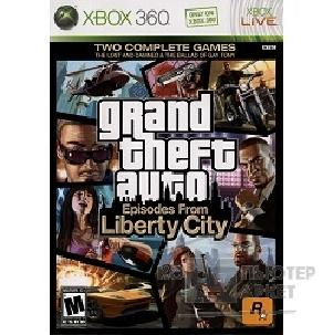 ���� Microsoft Grand Theft Auto Episodes From Liberty City