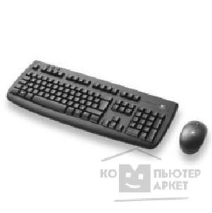 Клавиатура Logitech 967742  Deluxe 650 черный Desktop Cordless Black USB OEM