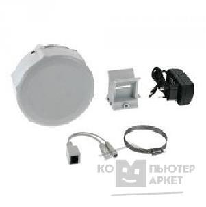 Сетевое оборудование Mikrotik точка доступа RBSXT5HacD2n RouterBOARD SXT Lite5 ac with 16dBi 5GHz antenna, Dual Chain 802.11ac wireless, 650MHz CPU, 64MB RAM, 10/ 100Mbps Ethernet, POE, PSU, pole mount, RouterOS L3
