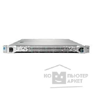 Hp Сервер  ProLiant DL160 Gen9 E5-2620v3 64GB 4 x 600GB 10k rpm Hot Plug 2.5in Small Form Factor Smart Carrier Smart Array P440/ 4GB FBWC SAS DVD-RW 2 x 800W 3yr Parts 1yr Onsite Warranty N1W96A