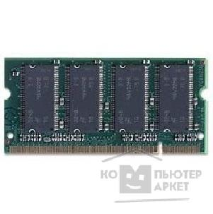 Модуль памяти Kingston DDR 256Mb PC-3200 SO-DIMM [KVR400X64SC3A/ 256]
