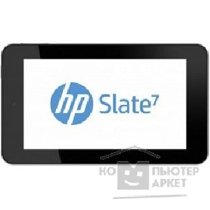 "Планшетный компьютер Hp E0P94AA  Slate 7 A9/ RAM1Gb/ ROM8Gb/ 7"" 1024*600/ WiFi/ BT/ red/ And4.1/ 3Mp"