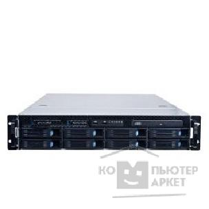 Корпус Chenbro RM23608T2-L E  2U 8xHotSWAP HDD with 6G SAS/ SATA BP, 3x 80mm FAN, 1 x Slim CD-ROM Adapter SATA to SATA , P2G PSU Bracket, no PSU RM23608H01*13027  аналог CSE-825TQ