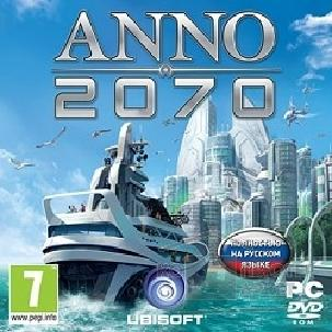 Игры Anno 2070 PC-DVD Jewel,русская версия