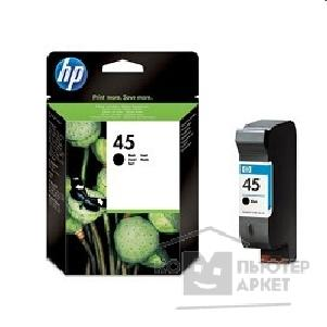 ��������� ��������� Hp 51645AE �������� �45, Black