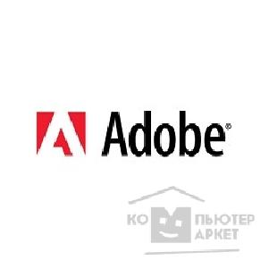 Неисключительное право на использование ПО Adobe 65172126AE01A00  Premiere Pro CS6 6 Multiple Platforms International English AOO License TLP 1 - 4,999