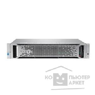 Hp Сервер  ProLiant DL380 Gen9 E5-2609v3 16GB 2 x 300GB 10k rpm Hot Plug 2.5in Small Form Factor Smart Carrier SAS Smart Array P440ar/ 2G DVD-RW 500W 3yr Next Business Day Warranty K8P43A