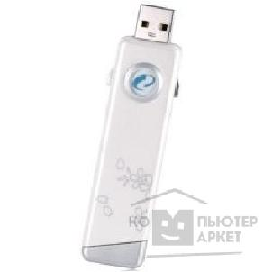 Носитель информации Silicon Power USB 2.0  USB Drive 4Gb, Touch 510 60X [SP004GBUF2510V1W], white