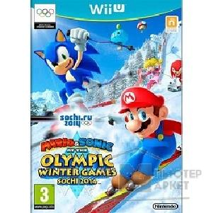 Игры Mario & Sonic at the Sochi 2014 Olympic Winter Games