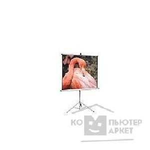 InFocus Экран на штативе , 200*200  Tripod screen