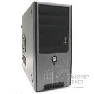 Корпус Inwin MidiTower  С-583 Black 350W 12V USB+Audio ATX [1178119/ 6008536]