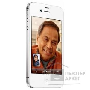 Смартфон Apple iPhone 4S 8Gb White MF266RU/ A