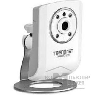 Цифровая камера TRENDnet TV-IP572PI Megapixel PoE Day / Night Internet Camera LAN, 1280x800, 4 LED, микрофон, microSD