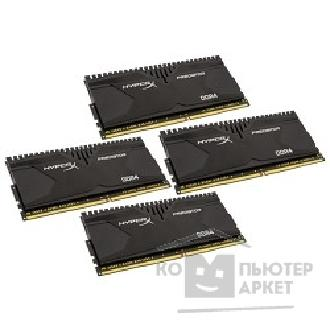 Модуль памяти Kingston DDR4 DIMM 16GB Kit 4x4Gb HX424C12PB2K4/ 16