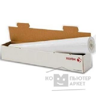 Бумага широкоформатная Xerox, Canon Vap XEROX XEROX 450L91417 Бумага Inkjet Matt Coated 140г, 1.067м x 30м