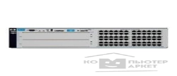 Сетевое оборудование Hp J8772A  ProCurve Switch 4202vl-72 2-slot chassis Managed, Layer 3 static router, 2 open slots + 3