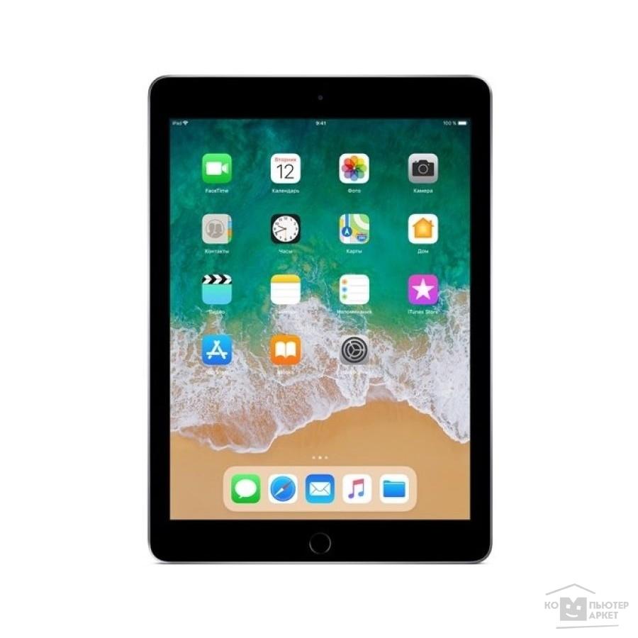 Apple Планшетный компьютер iPad Wi-Fi 128GB - Space Grey MR7J2RU A 2018 MR7J2RU A
