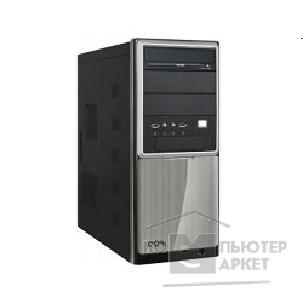 Корпус SuperPower MidiTower QoRi-3337 A2 черно-серый  600W/ 12cm