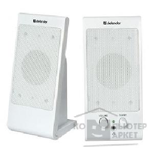 Колонки Defender SPK-170 WHITE USB