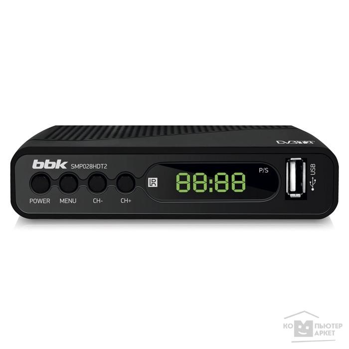 BBK SMP028HDT2 черный/BBK SMP028HDT2 SMP028HDT2