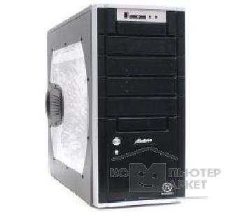 Корпус Thermaltake MidiTower  VD3430BWAE Matrix VX/ Al/ Black/ Win/ 430W