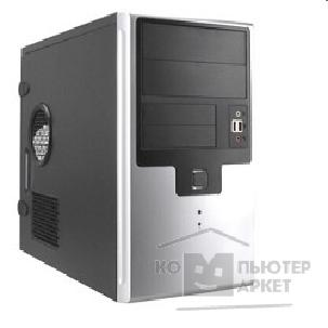 Корпус Inwin Mini Tower  EM-009BS Black 450W 12V 2*USB+AirDuct+Audio mATX [6025208]