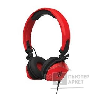 Mad Catz Наушники с микрофоном  F.R.E.Q.M Wired Headset - Red MCB434040013/ 02/ 1