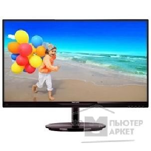 "Монитор Philips LCD  21.5"" 224E5QSB 00/ 01 Black Cherry"