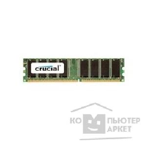 Модуль памяти Crucial DDR DIMM 1GB CT12864Z40B
