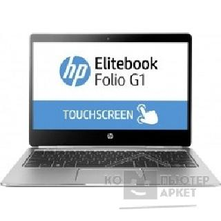 Ноутбук Hp EliteBook Folio G1 [X2F49EA] grey 12.5