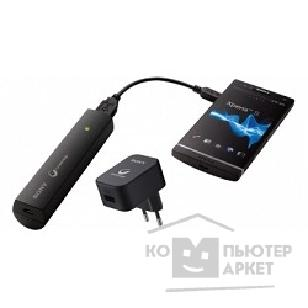 Зарядное устройство Sony CP-ELSAB USB CHARGER Li-ion version 2000 mAh + AC Adaptor, Black