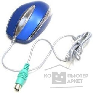 Мышь A-4Tech A4Tech SWOP-3 -2  blue PS/ 2, пров. опт. мышь, 2кн, 1кл-кн