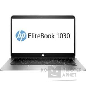 "Ноутбук Hp EliteBook Folio 1030 G1 [X2F22EA] 13.3"" 3200x1800 / Touch/ Intel Core m5 6Y54 1.1Ghz / 8192Mb/ 512SSDGb/ noDVD/ Int:Intel HD Graphics 515/ Cam/ BT/ WiFi/ 40WHr/ war 3y/ 1.15kg/ Metallic Grey/ W10Pro"