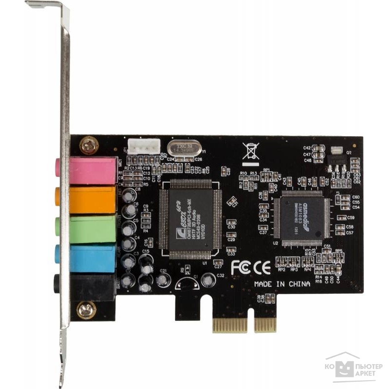 Звуковая плата C-media SB  8738 5.1channel CMI8738/ PCI-6c-LX