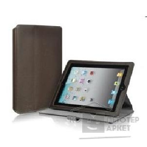 Luxa2 Папка-подставка  для iPad2/ iPad3 Leather Stand Case/ Dark Brown LHA0035-A/ D