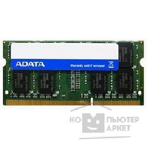 Модуль памяти A-data DDR3-1600 4GB SO-DIMM [AD3S1600C4G11]