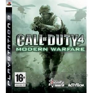 Игры Call of Duty 4: Modern Warfare  русская инструкция