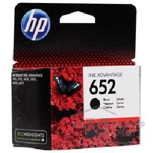 HP F6V25AE Картридж №652, Black {DJ IA 1115/2135/3635/4535/3835/4675 (360стр.)}/HP F6V25AE F6V25AE