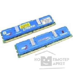 Модуль памяти Kingston DDR-II 2GB PC2-6400 800MHz Kit 2 x 1Gb  [KHX6400D2LLK2/ 2G] HyperX