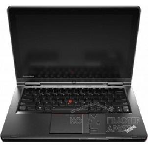 "������� Lenovo ThinkPad Yoga S1 20CD00A4RT Core i5-4200U/ 8Gb/ 1Tb/ 16Gb SSD/ HD4400/ 12.5""/ FHD/ Touch/ Tablet/ Win 8.1 SL 64/ black/ BT4.0/ IPS/ AG/ 8c/ WiFi/ Cam"