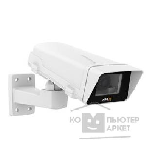 "Цифровая камера Axis M1124-E ""Outdoor, NEMA 4X, IP66 and IK10-rated, lightweight,HDTV 720p resolution, day/ night, fixed camera with CS-mount varifocal 3-10.5 mm DC-iris lens"