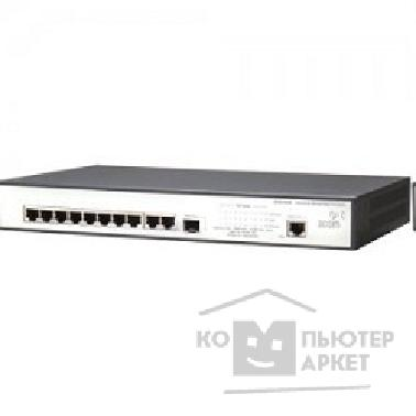Сетевое оборудование Hp JD864A  V1905-10G-PoE Switch Managed, 9*10/ 100/ 1000, 1*10/ 100/ 1000 or SFP, PoE, 19""