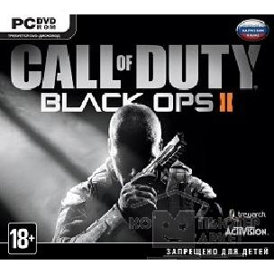 Игры Call of Duty: Black Ops II [PC, Jewel, русская версия]
