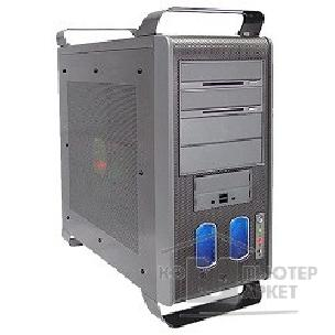 Корпус SuperPower MidiTower SP 6097-QS/ C9 светло-серый  400W Briza ATX USB w/ Filtr