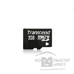 Карта памяти  Transcend Micro SecureDigital 2Gb  TS2GUSDC