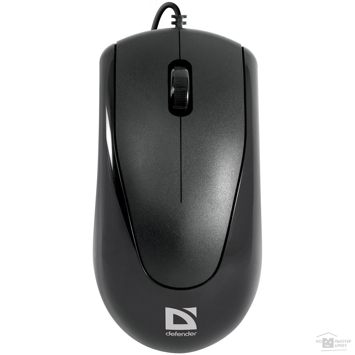 Мышь Defender Optimum MB-150 Black PS/ 2 [52150]